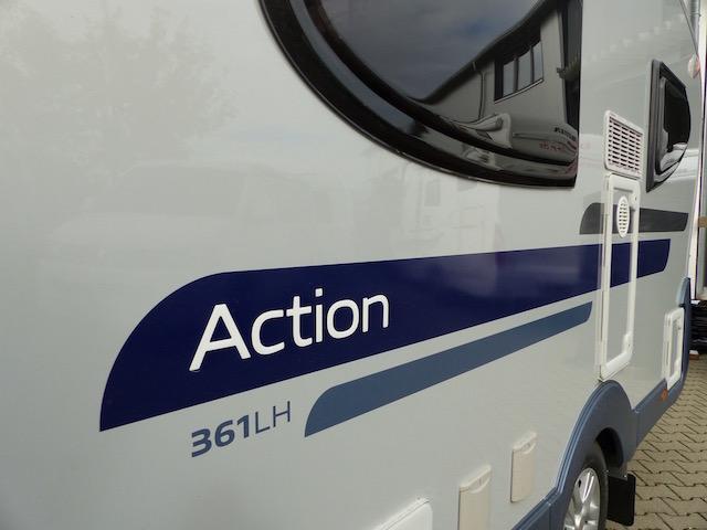 Adria Action 361 LH Modell 2016 Eder GmbH Bad Urach