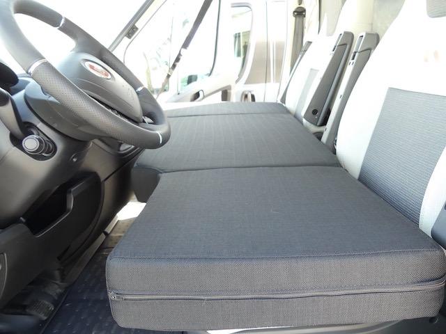 Campsleep – Ein Bett im Fahrerhaus