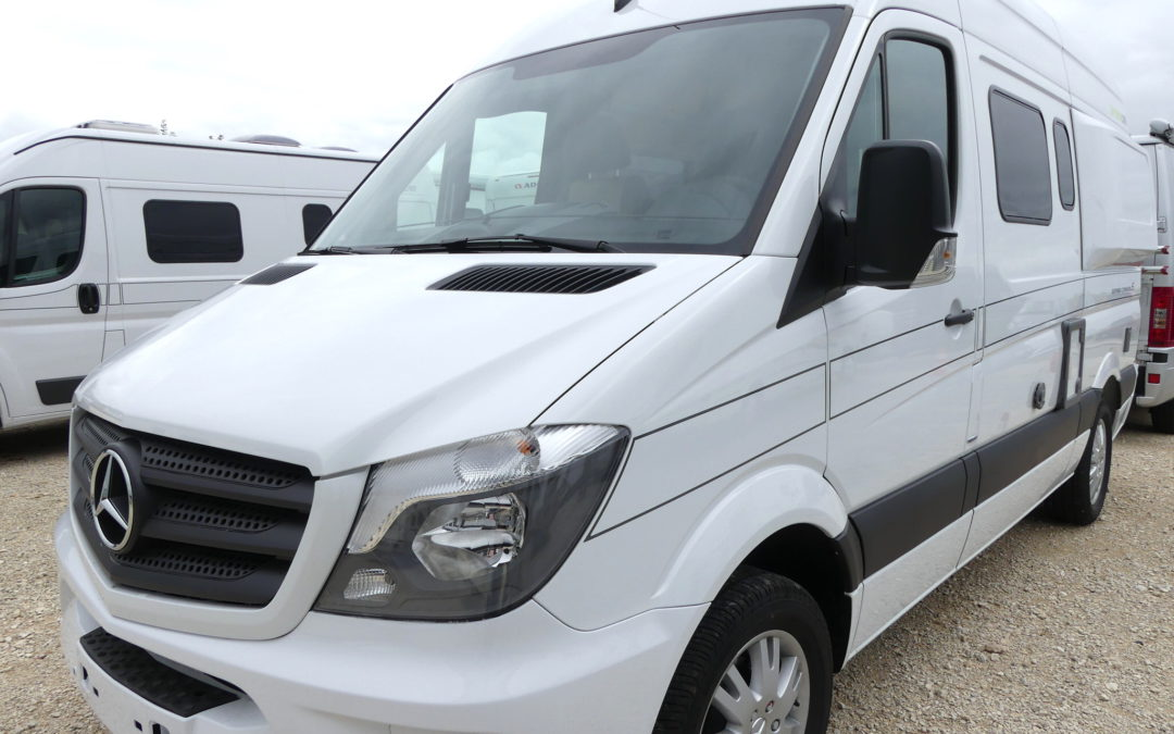 HYMERCAR Grand Canyon S – auf Mercedes Sprinter Basis