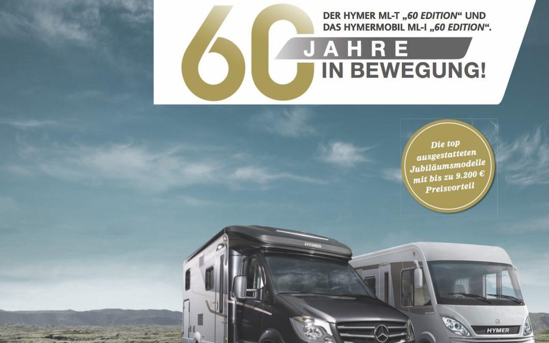 Womo-Eder ist Handelspartner für Hymer Reisemobile