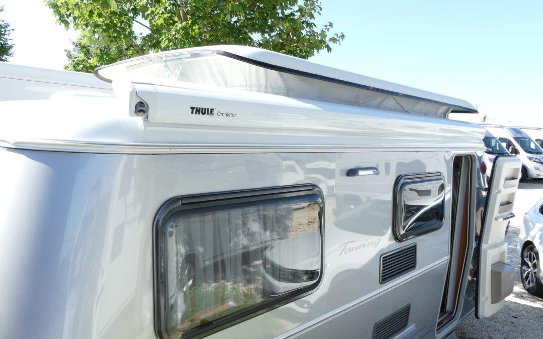 Hymer Eriba Touring Troll 542 GT – Jetzt Kult-Modell 2018 sichern