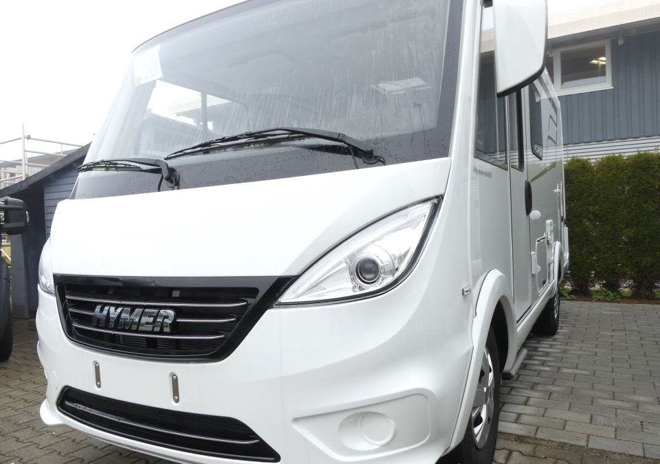 Hymer Exsis-i 504 Facelift – Modell Facelift 2018