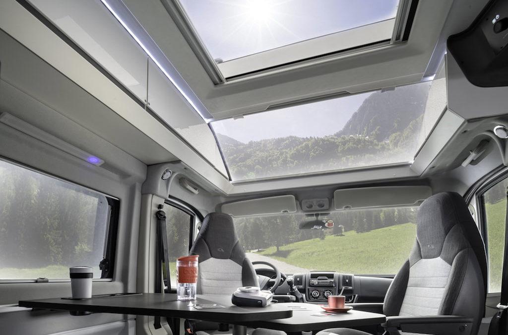 Neue Adria Modelle 2019 – Twin Supreme mit exklusivem Skyroof