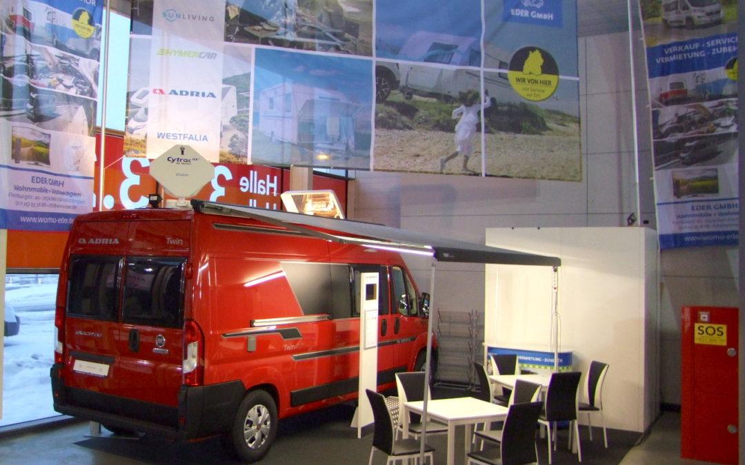 CMT Stuttgart 2020 – Mit WOMO-EDER erleben!