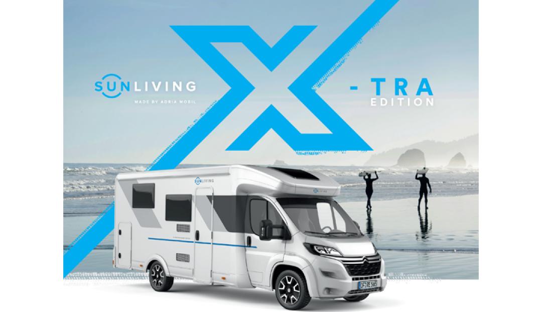Sun Living X-TRA Edition – S65 SL und S75 SL